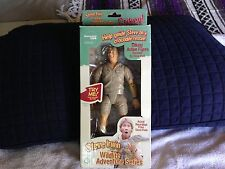 "Steve Irwin collectable ""The Crocodile Hunter"" Talking Doll action figure.."