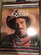 Quigley Down Under Laserdisc LD englisch