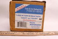 Philips Advance Pulse Start Metal Halide Ballast 50W 120/277V 71A5181-001D