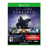 Destiny 2 [ Forsaken Legendary Collection ] (XBOX ONE) NEW