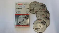 DISCHI MOLE taglio metallo per minismerigliatrice Bosch gws 12V-76 set 5 pezzi