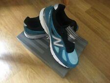 New balance 990v4 Hecho en EE. UU. Azul/Negro Calzado para Correr M990DM4 para hombre 9.5 Nuevos Y En Caja
