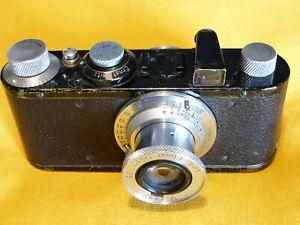 """Leica I: UNIKAT durch Einsatz bei Unternehmen """"Seelöwe"""" im Zweiten Weltkrieg"""