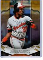 Eddie Murray 2019 Topps Tribute 5x7 Gold #9 /10 Orioles