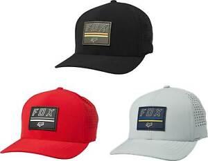 Fox Racing Serene Flexfit Hat - Mens Lid Cap Curved Bill MX MTB Motocross ATV