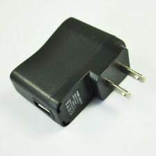AC 110V-240V to DC 5V 500mA USB Power Adapter Wall Charger US Plug Trustful