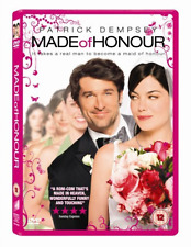 Patrick Dempsey, Michelle M...-Made of Honour  (UK IMPORT)  DVD NEW