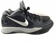 Nike Women's Volley Zoom Hyperspike SZ 9.5 Black Metallic Silver shos 585763-001