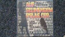 Ralf Bendix - Auf glühendem Pflaster 7'' Single
