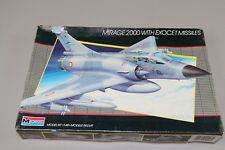 ZF324 Monogram 1/48 maquette avion 5446-0100 mirage 2000 exocet missiles 31,3cm