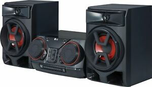 LG CK43 Mini-HiFi Soundsysteme, Mini-HiFi Anlage, p