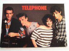CARTE POSTALE CPM TELEPHONE