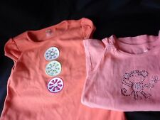 GYMBOREE Girls and Jumping Bean Shirt 6 & 6x shirt tops