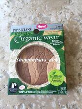 Physicians Formula Organic Wear Bronze Organics --#2158 FAIR SKIN R.A.R.E. X1
