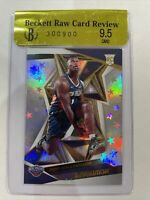Zion Williamson 2019 Revolution ASTRO Rookie Pelicans #101 RC - BGS 9.5 raw