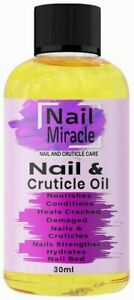 Nail Cuticle Revitalizing Oil Manicure Treatment Conditioner 30ml UK SELLER
