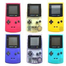 Nintendo Gameboy Color Handheld Console System Multiple Colours Available