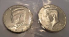 1994 P & D Kennedy Half Dollar Set (2 Coins) *MINT CELLO*  **FREE SHIPPING**