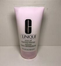 Clinique Rinse Off Foaming Cleanser ~ 150 ml/ 5 oz New!