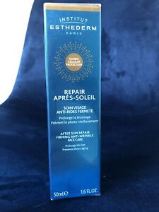 Institut Esthederm After Sun Anti-Wrinkle Face Cream 50ml sealed box RRP £38