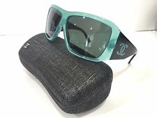 New Chanel Sunglasses 5079 821/71 Green/Black Authentic Authentic w/ Chanel Case