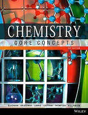 (Digital Copy) Chemistry: Core Concepts by Daniel Southam, Adam Bridgeman..