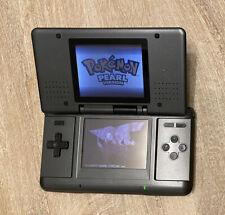 Nintendo DS Launch Edition Graphite Black Handheld System