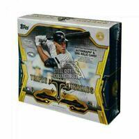 2020 Topps Triple Threads Baseball Factory Sealed Hobby Box