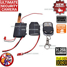 Home Security Camera Car Anti Theft Vandal Parking System Room no Spy Hidden