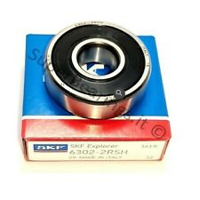 6302-2RS SKF Cuscinetto Radiale 15X42X13 mm