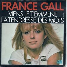 FRANCE GALL RARE 45T VIENS JE T EMMENE