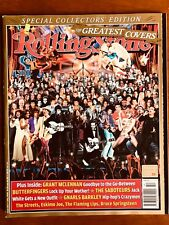 ROLLING STONE MAGAZINE AUS 2006 SPECIAL COLLECTORS EDITION THE GREATEST COVERS!!