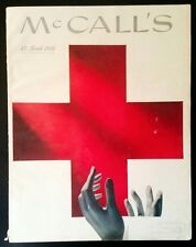The MARCH McCALL's, 1946 ~ Low Grade Magazine