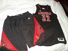 Baffour 2012-13 Louisville Cardinals Authentic Game Used Jersey & Shorts CHAMPS