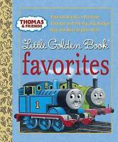 (Very Good)-Thomas & Friends: Little Golden Book Favorites (Thomas & Friends) (H