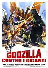 movie film repro Godzilla   Poster Print A3 more in stock This A Poster