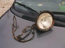 Antique UNIQUE Spotlight OLD FIRE TRUCK OR CAR  VERY UNUSUAL
