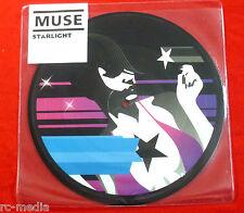 "MUSE - Starlight - Ltd. UK Vinyl 7"" Picture Disc -Mint! (Vinyl Record)"