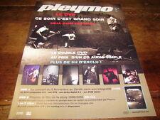 PLEYMO - Publicité de magazine CE SOIR C'EST GRAND SOIR - DANS LES BACS !!!!!!!