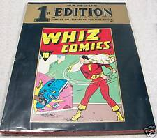 Rare Famous First Edition Whiz Comics #F4 Hardcover HC