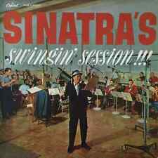 FRANK SINATRA - Sinatra's Swingin' Session!!! (LP) (VG-/VG+)