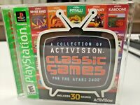 Activision Classic Games (Sony PlayStation 1) PS1 Complete
