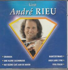 Andre` Rieu - Live, CD