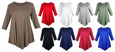 Unbranded No Pattern Viscose Tunic, Kaftan Women's Tops & Shirts