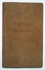 Original Captain's logbook for the EIC ship Princess Amelia 1811-12 to China