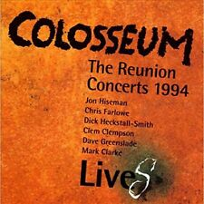Colosseum - Reunion Concerts [New CD] UK - Import