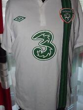 2012-13 Ireland Away Excellent (L) Jersey Trikot Maillot Shirt Camiseta Maglia
