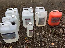 Bubble, haze and snow machine fluid bundle (x10 Bottles £33!)