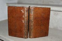Formey / éloges des académiciens de berlin en 2 tomes (complet) 1757