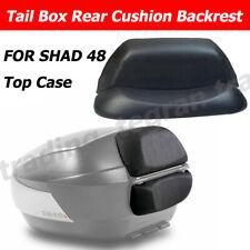 SHAD Dossier passager chromé pour moto SH25 SH32